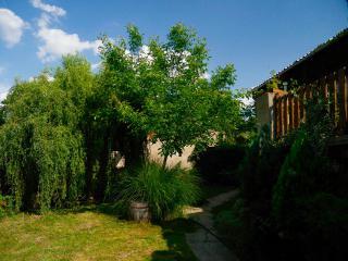 Ranč v Gbelciach, Svodínska cesta, pohľad