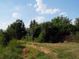 Ranč v Gbelciach, Svodínska cesta, záhrada
